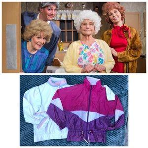 Wanna be Golden Girls Bundle! 2 vintage jackets